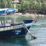 One of Thousands Diving Boats on Ko Tao