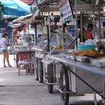 Food Market in Thong Sala