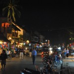 Luang Prabang at Night