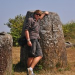 Me on the Plain of Jars