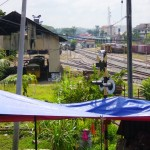 The Railway Station of Kuala Lipis