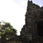 Jungle Temple in Angkor Thom