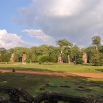 Plain of Angkor Thom