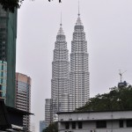 The emblems of KL, The Petronas Twin Towers