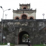 Entrance to the old imperial enclosure, Hue