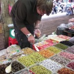 Choosing from thousands of vietnams weird sweets