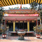Tran Hung Dao Temple, Saigon