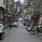 Ha Noi's old quarter