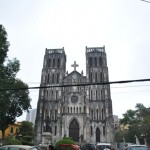 Old French Cathedrale, Ha Noi