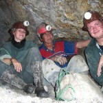 Meeting Pancho in the depth of the mine