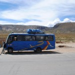 On our way to Uyuni