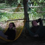 Hammocking in semi tropical climate