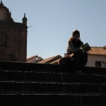 First morning in Cuzco