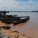 3 days upriver from Iquitos, Yurimaguas